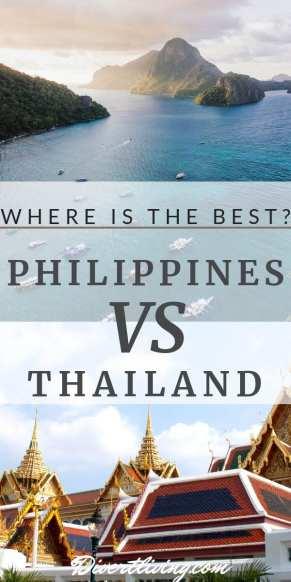 Philippines Vs Thailand
