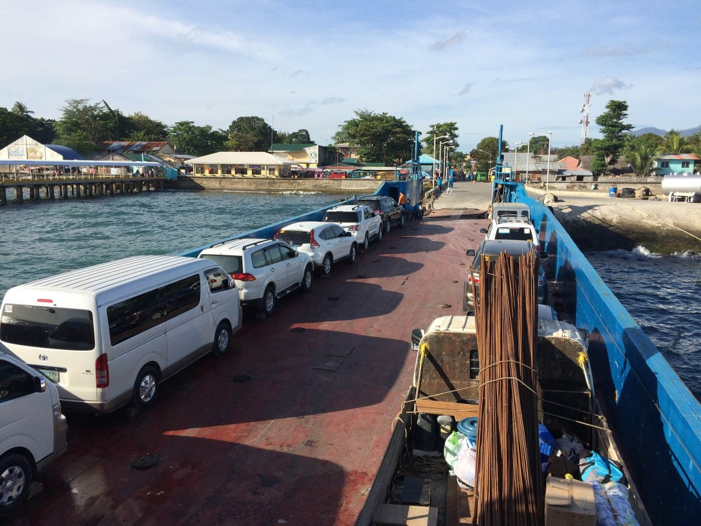 Ferry to Cebu from Dumaguete
