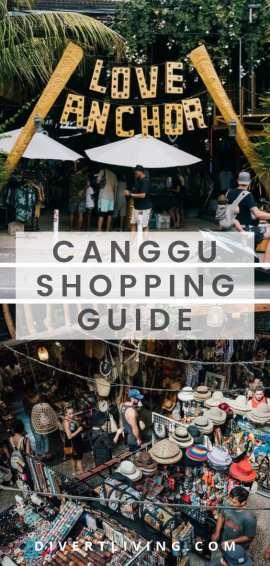 Canggu Shopping