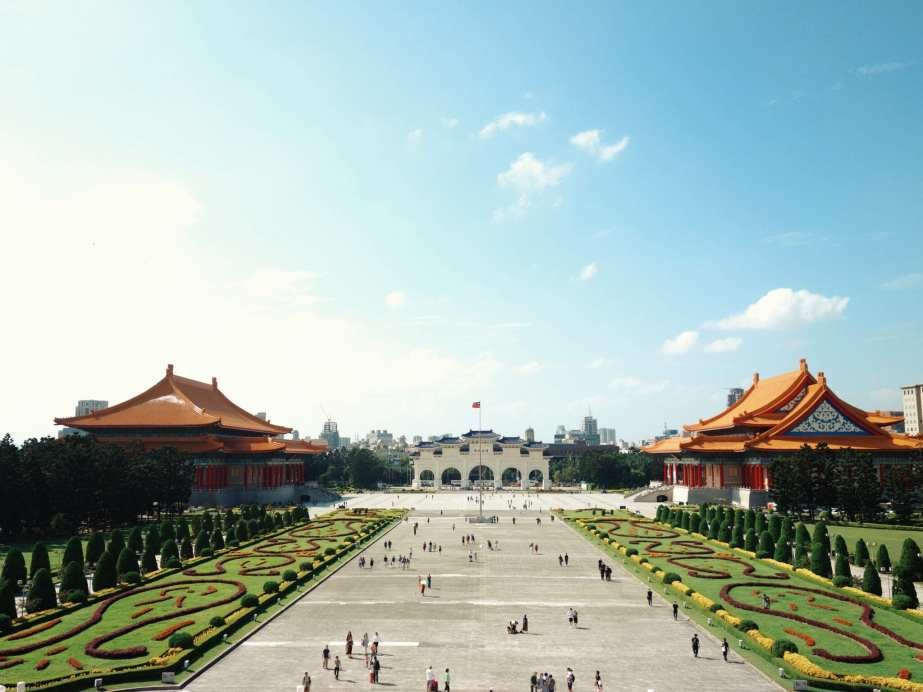 Taiwan itinerary 7 days