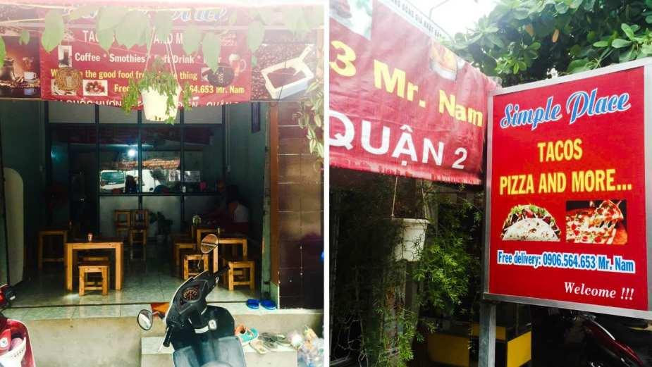 District 2 Restaurants