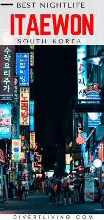 Itaewon Nightlife