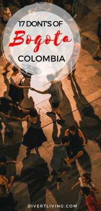 Visit Bogota
