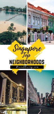 Singapore Neighborhoods