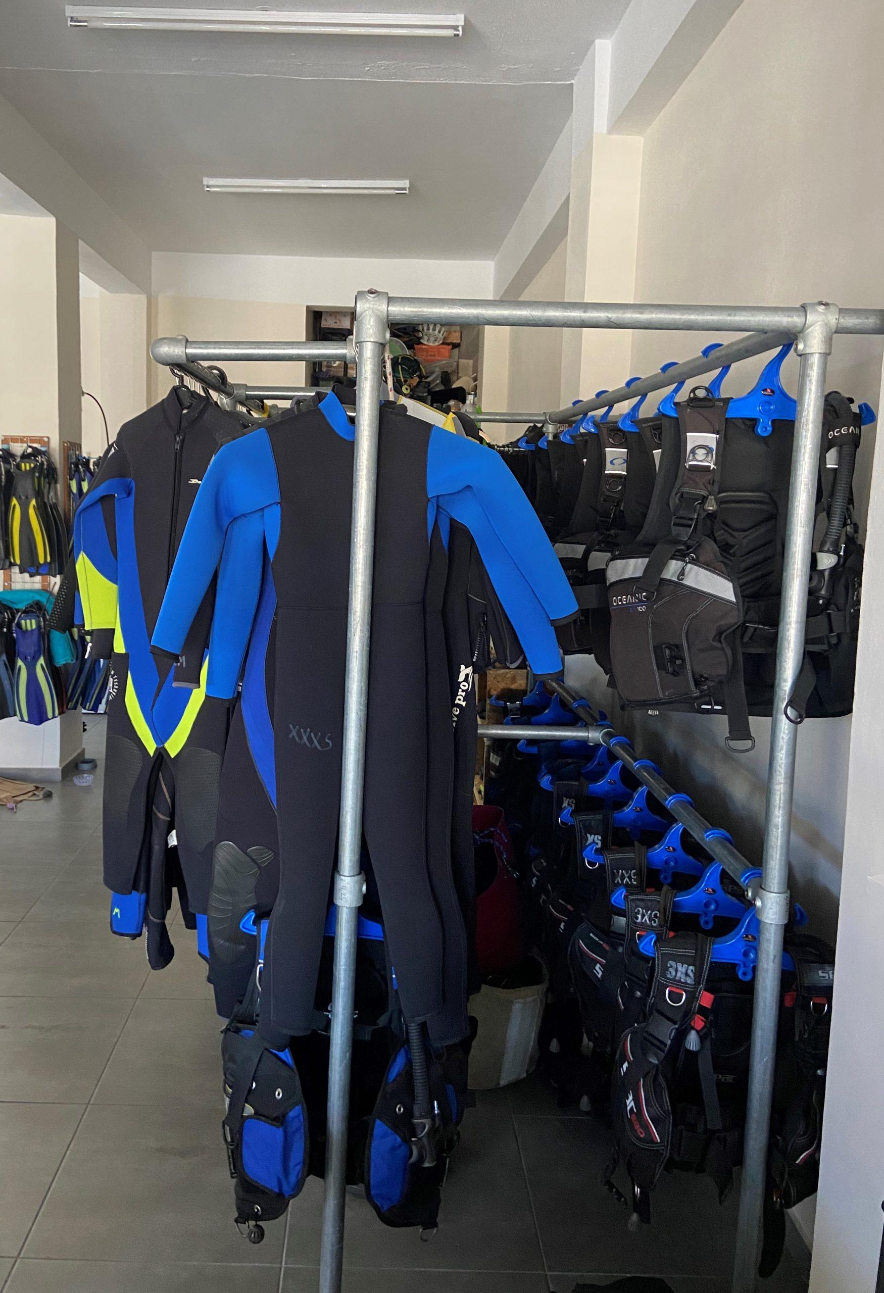 Suits & BCD's