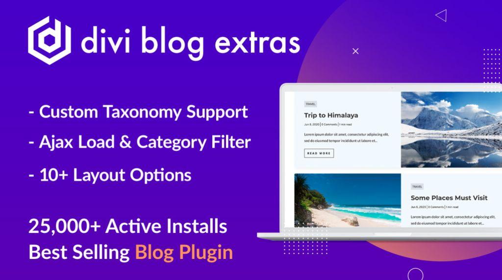 Best Divi Blog Plugin