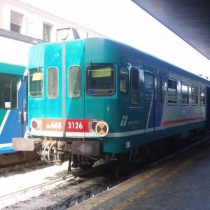 Transporte en Venecia: Tren