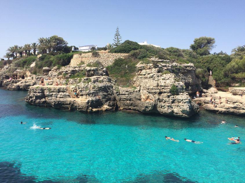 Cala en Brut (Menorca)