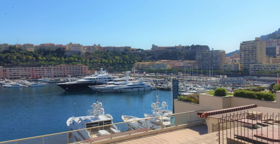 Puerto de Montecarlo (Mónaco)