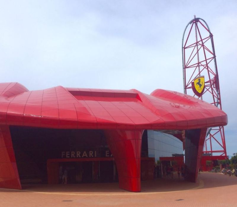 Ferrari Experience (Racing Legends & Flying Dreams)