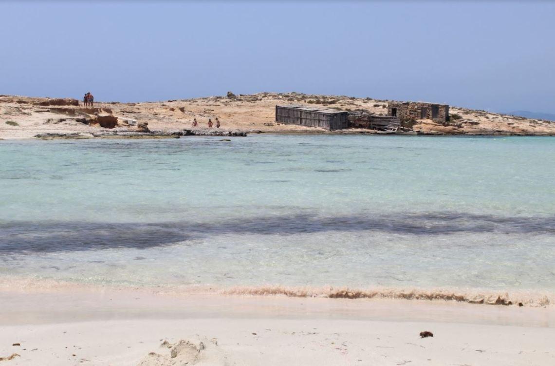 Playa de Ses Illetes (Formentera)