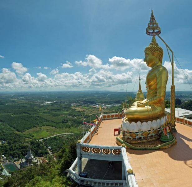 Tiger Cave Temple (Wat Than Suea)