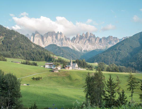 Santa Maddalena Val di Funes