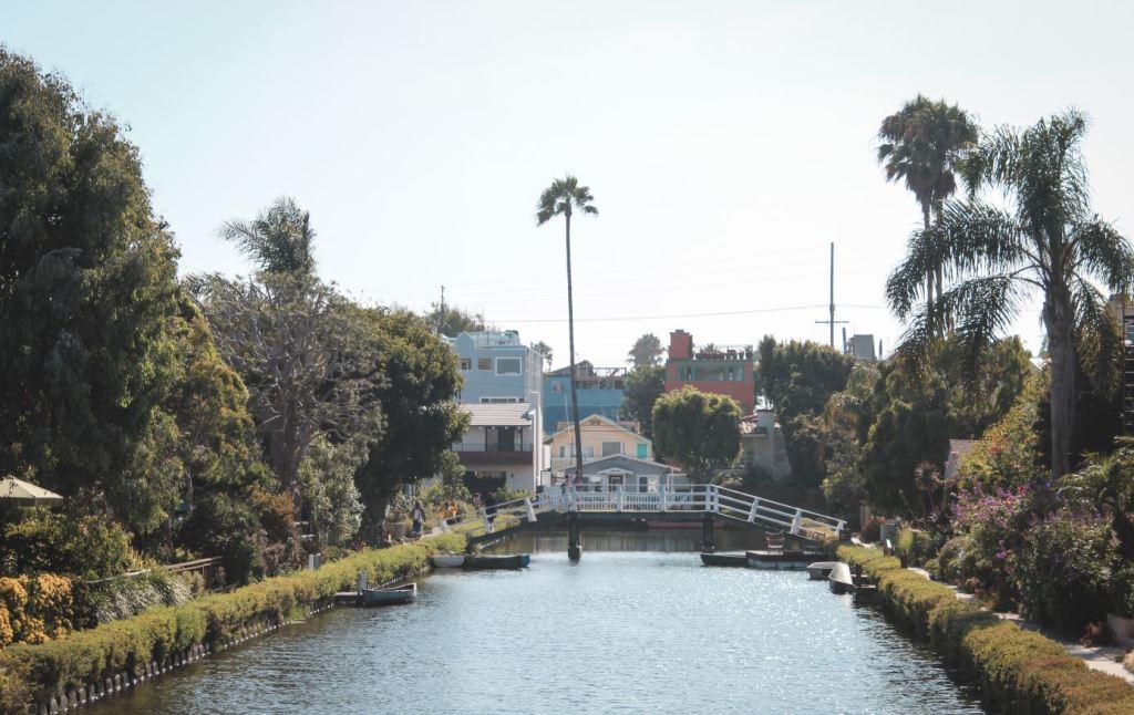 Los Ángeles en un día - Canales de Venice