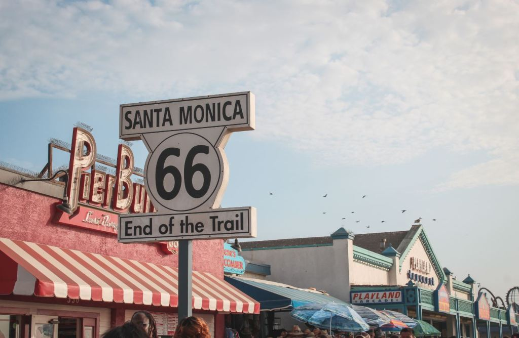 Los Ángeles en un día - Santa Monica Pier