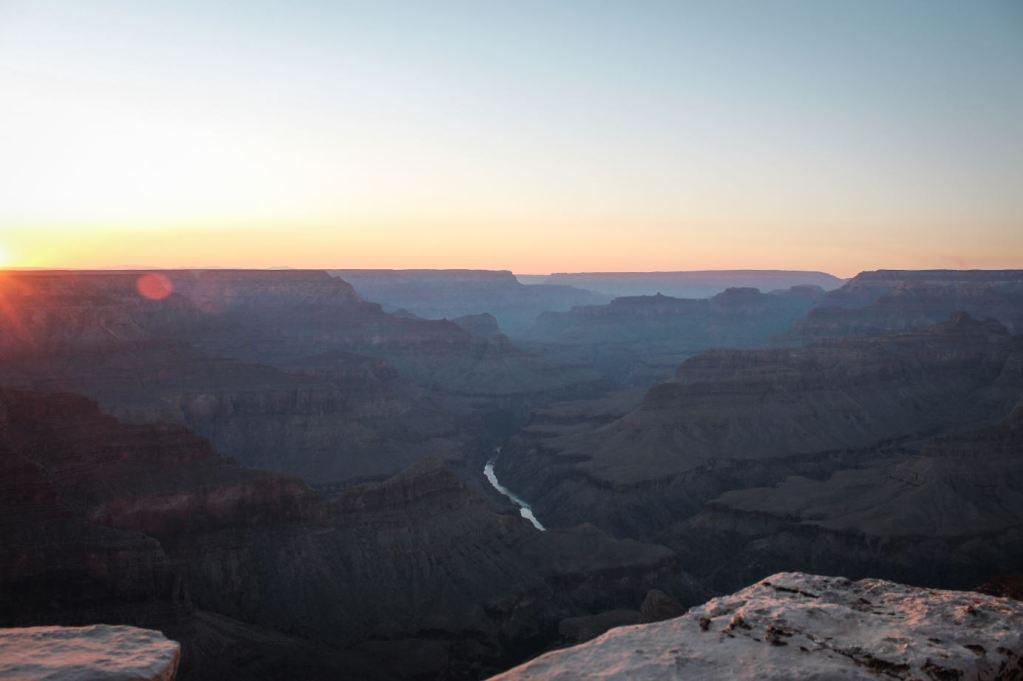 Que ver en el Gran Cañón: mirador Monument Creek