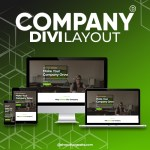 Divi Company Layout