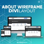 Divi About Wiregrame 1