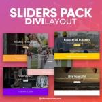 Divi Sliders Layout Pack