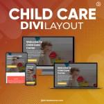 Divi Child Care Layout 2