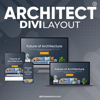 Divi Architect Layout
