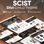 Scist Divi Child Theme