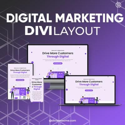 Divi Digital Marketing 4