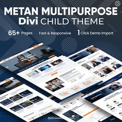 Metan Divi Child Theme