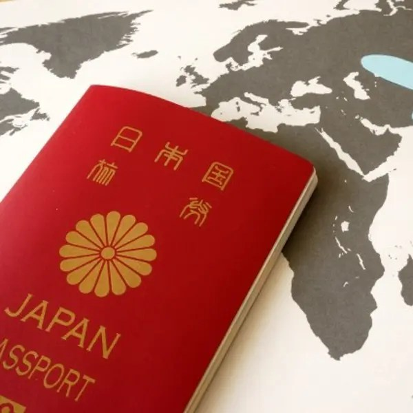 外国旅行を予定している