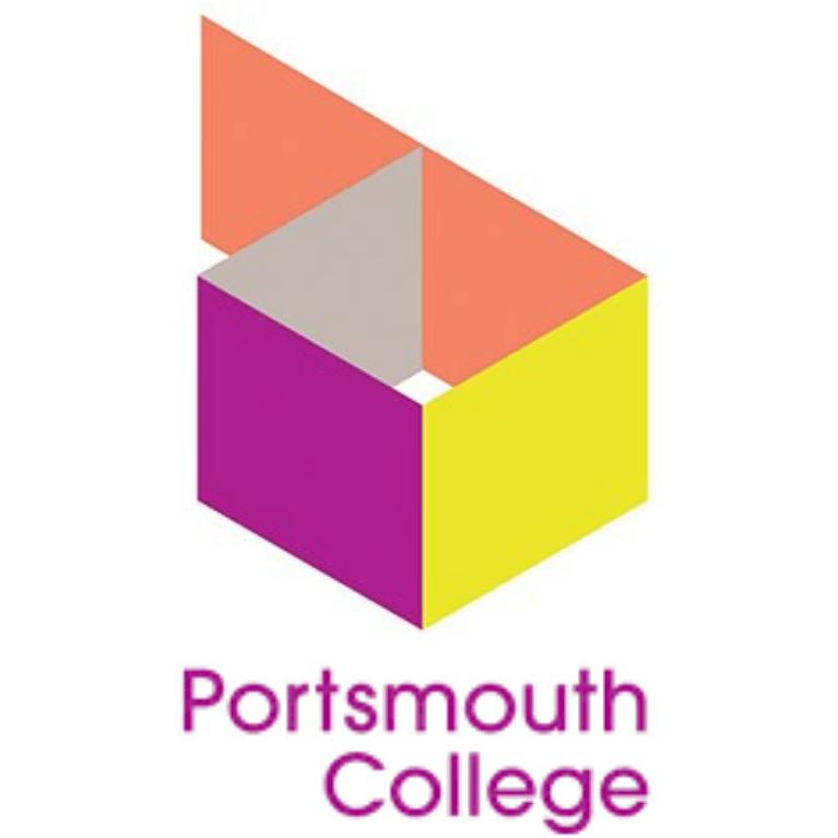 Portsmouth College Logo
