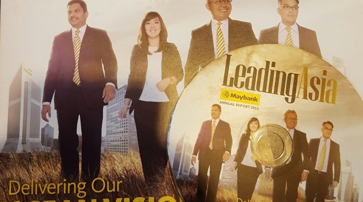 Maybank – Annual Report 2015