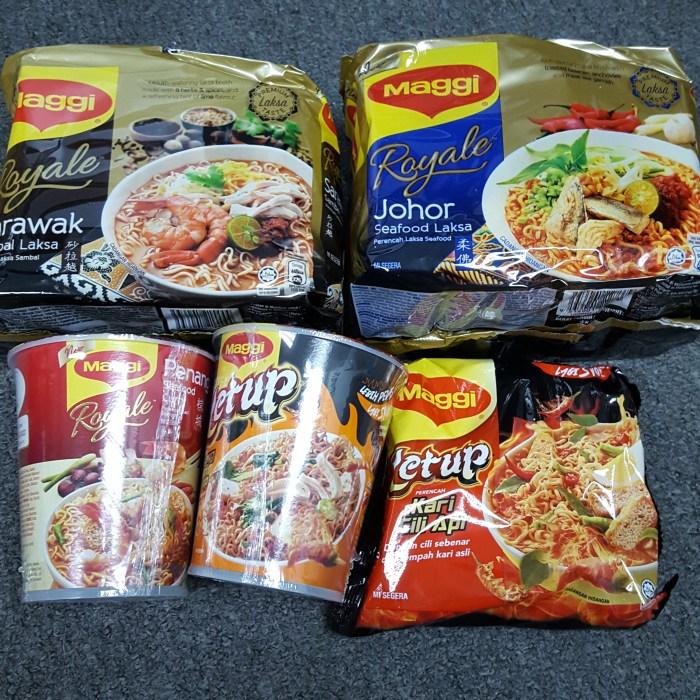 Nestle Malaysia Goody Bag