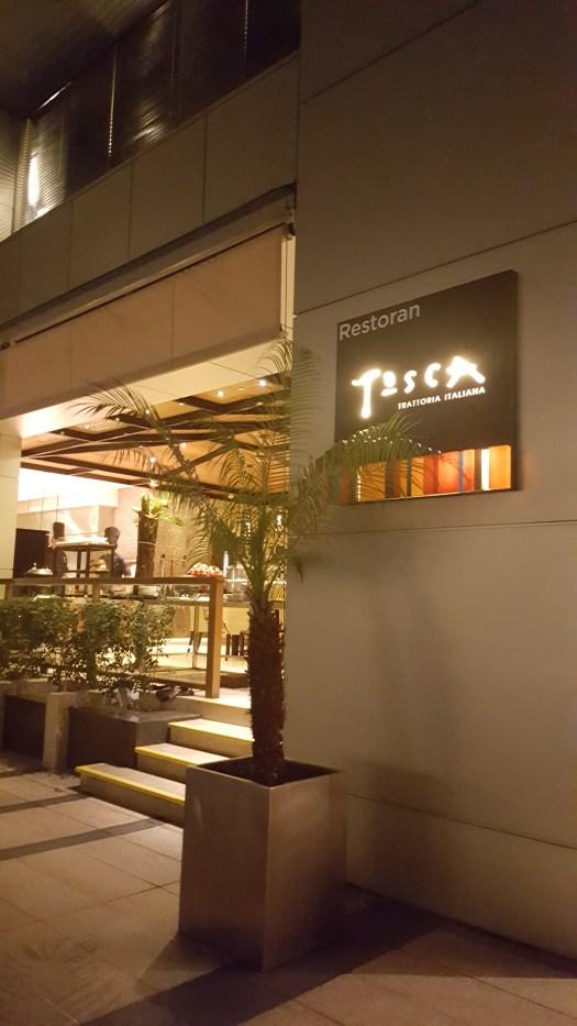 Trosca Double Tree Hilton