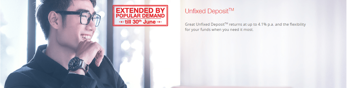 CIMB Unfixed Deposit