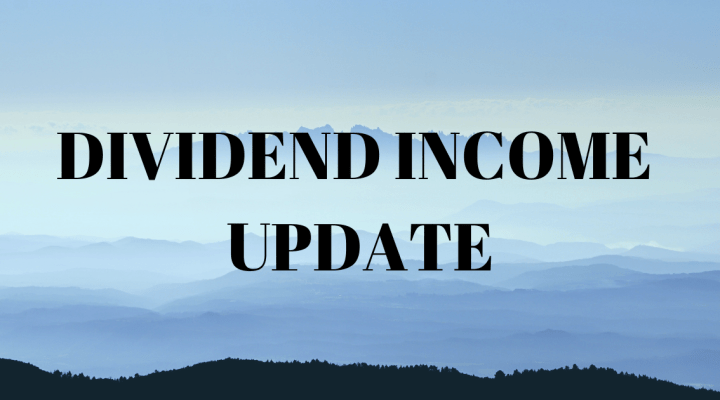 Dividend Income – August 2019