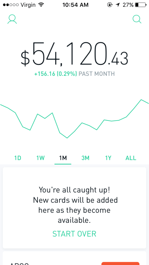 DIVIDEND NOOB AUGUST RETURNS