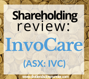shareholding review Invocare 2016 results - dividends down under blog