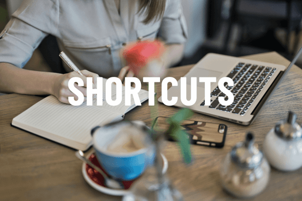Investing Shortcuts