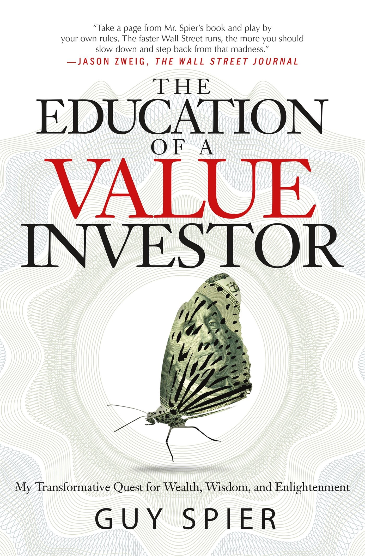 Education of Value Investing Book