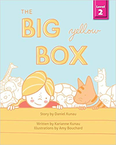Book Cover: The Big Yellow Box