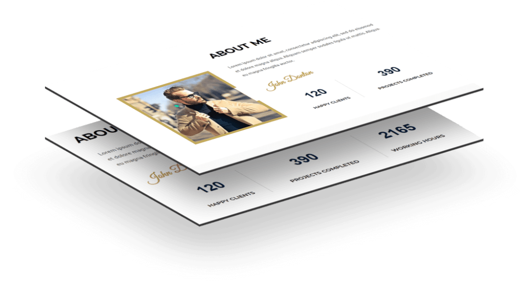 Divilancer child theme for Professionals and Resume