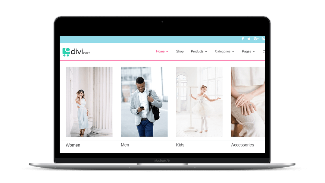 WooCommerce child theme