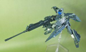 改良型空戦可変機 リーンデルタ 精密射撃時