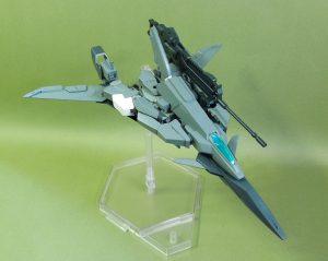 改良型空戦可変機 リーンデルタ 飛行形態
