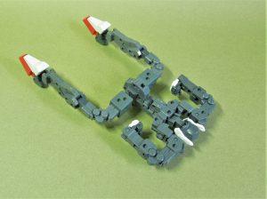 可変技術試験機ステップトリーダ フレーム