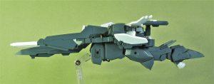 電子戦用可変支援機ブロード キャヴァルリーモード サイド