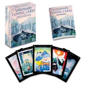 visionary I Ching cards and guidebook