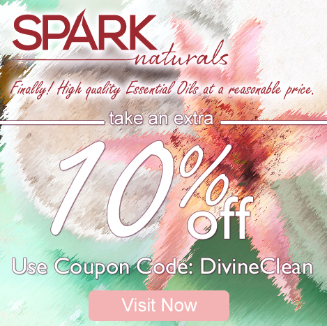 Spark Naturals Coupon Code - DivineClean