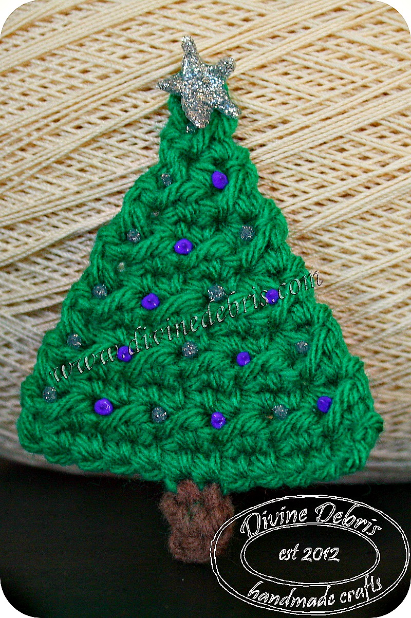 A Tree For You and a Tree For Me – The Christmas Tree Applique Pattern
