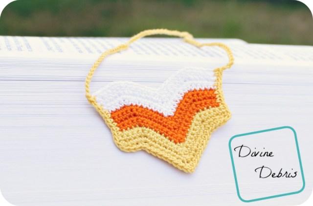 Chevron Necklace Pattern by DivineDebris.com